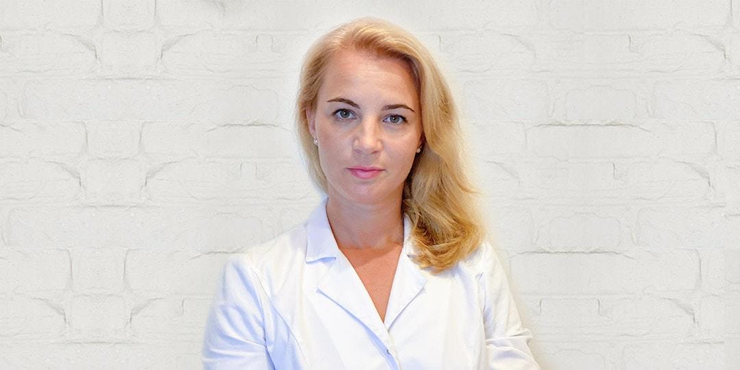 Криволапова Вера Викторовна - врач физиотерапевт, врач ЛФК МЦ Данимед, Санкт-Петербург