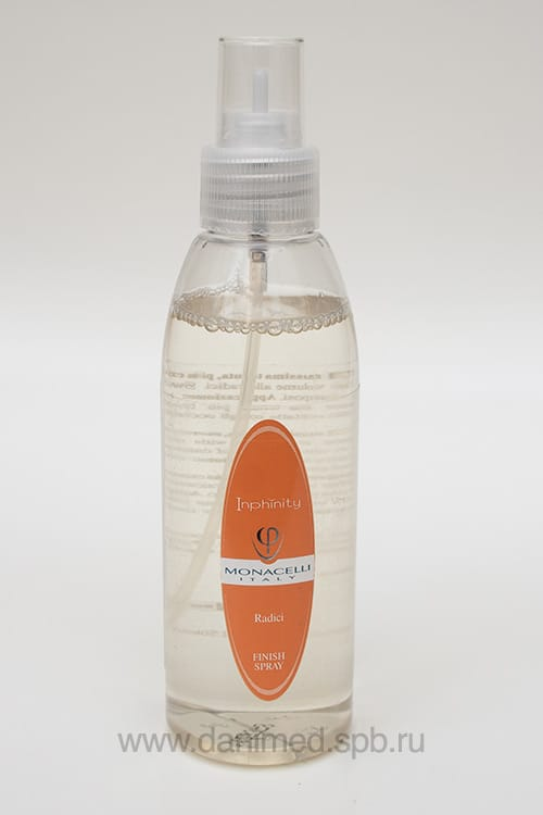 Monacelli Finish Spray Radici Спрей, придающий объем у корней для завершения укладки