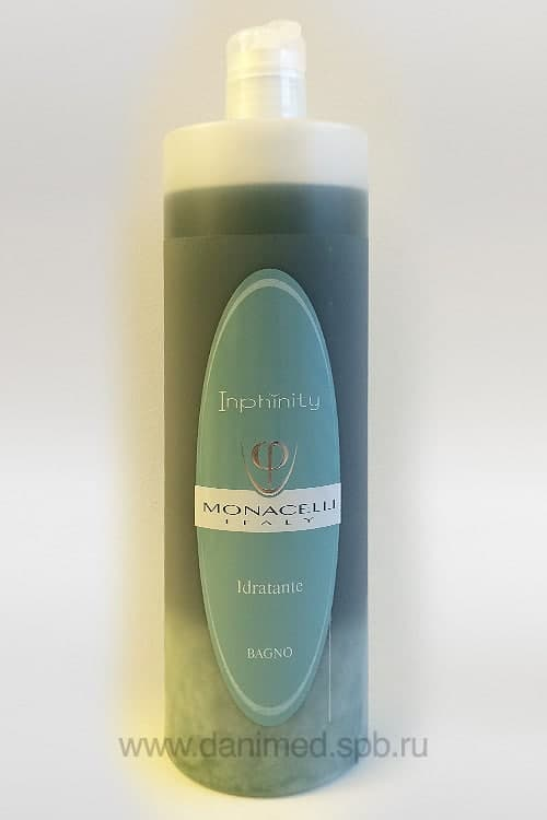 Monacelli Bagno Idratante Увлажняющий шампунь (1000 мл)
