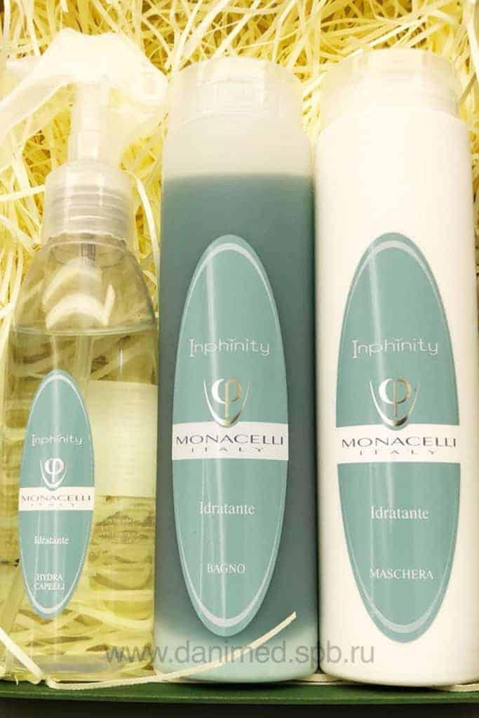 Набор средств для активного увлажнения волос и кожи головы #1 по специальной цене в МЦ Данимед
