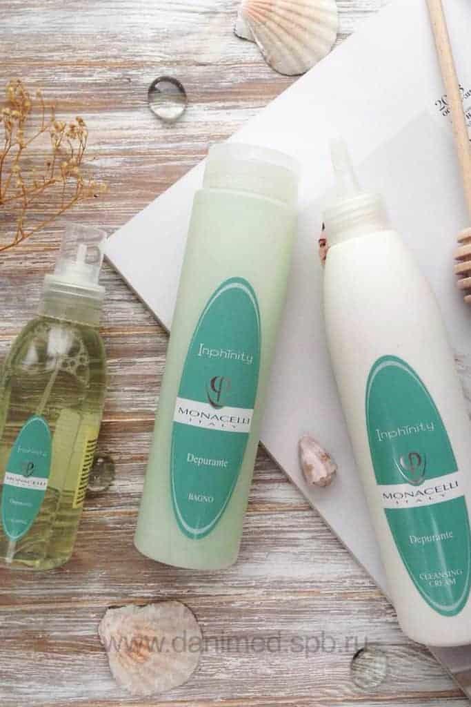 Набор средств для глубокого очищения волос и кожи головы купить в МЦ Данимед